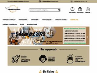 Détails : Des idées de cadeaux originales pour bébé