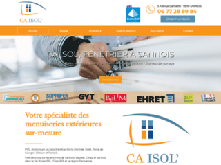 Détails : CA ISOL' à Sannois (95)