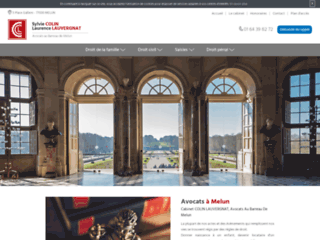 Détails : Cabinets d'avocat contentieux locatif Melun