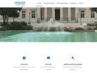 Avocat en droit pénal sur Marseille et indemnisation des victimes - Cabinet Jacquier