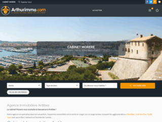 Détails : Agence immobiliere Antibes