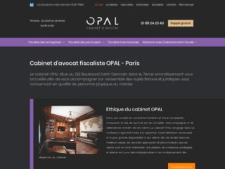 Avocat fiscaliste à Paris 7