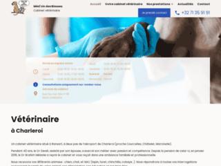 Détails : Dr Serge Dewit, vétérinaire orthopédiste Charleroi