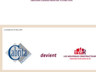 Détails : Cabrita Promotion : Promoteur immobilier Toulouse