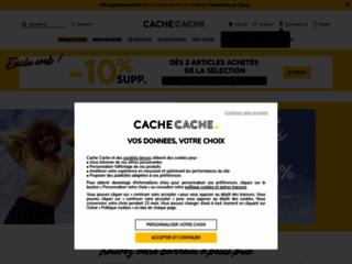 Détails : S'habiller chic pour les grandes occasions avec Cache-cache.fr