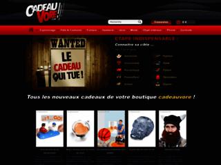 Boutique d'objets insolites, originaux et cadeaux droles