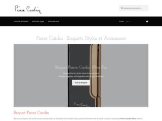 Les briquets de luxe Pierre Cardin