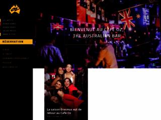 Café OZ, bar australien à Paris et dans d'autres villes françaises