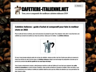 Le guide des meilleures cafetières italiennes