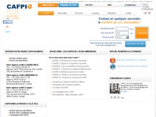 Détails : Simlulation credit immobilier