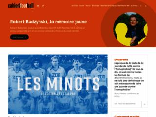 http://www.cahiersdufootball.net/