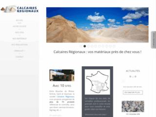 Détails : Calcaires Régionaux