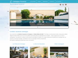 Locations de vacances en Camargue