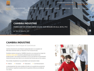 Cambra Industrie