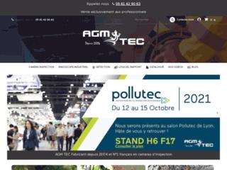 Caméra inspection et accessoires AGM-TEC le leader de la vision industrielle