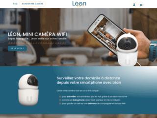 Caméra de surveillance wifi Léon