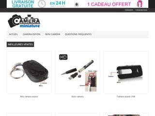 Détails : Micro camera