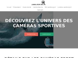 Détails : Caméra-Sport