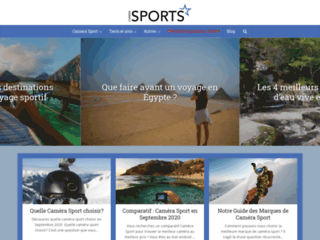 Caméra sports