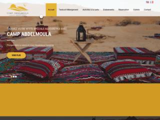 Détails : Camp AbdelMoula, camping dans le désert de la Tunisie
