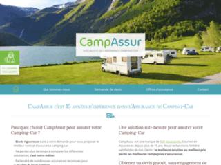 Camp Assur - Courtier en Assurance pour Camping-Car à Nantes