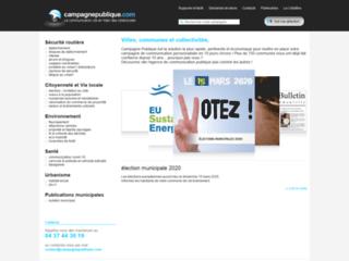 Détails : Campagne Publique, agence de communication institutionnelle