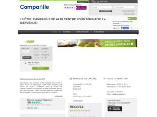 Détails : Restaurant Albi - Campanile