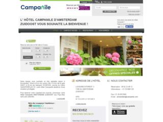 Détails : Réservation Hôtel Amsterdam - Campanile