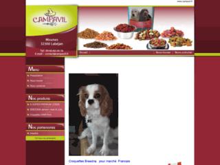 Détails : Alimentation pour chien, chat et rongeur