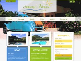 Camping l'Albanou ***