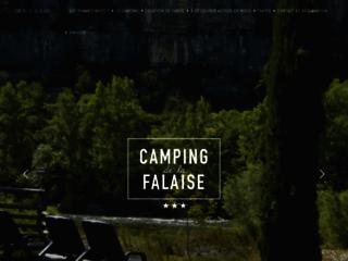 Camping de la Falaise ***