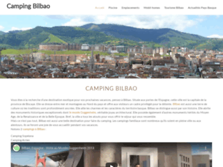 camping Bilbao