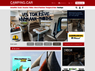 Accueil Camping-car chez l'habitant - Gîtes Prestige