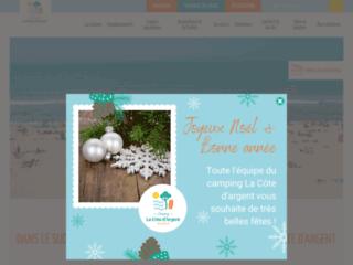 Détails : Des vacances en Aquitaine au camping de la Cote d'Argent