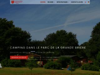 Camping Le Deffay, 4 étoiles de charme à côté du Chateau du Deffay