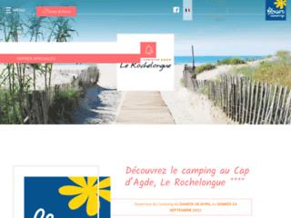Profitez pleinement de votre séjour au Cap d'Agde au camping du Rochelongue