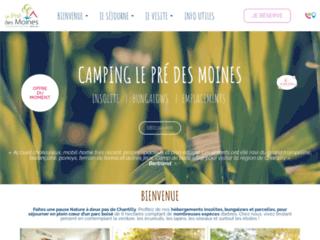Détails : Camping dans l'Oise à la campagne