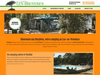 Détails : Location de mobil-homes au camping du Luc-en-Provence