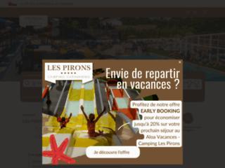 Détails : Des vacances sous le soleil de la Vendée et du camping des Pirons