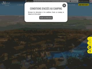 Détails : Camping Mar I Sol