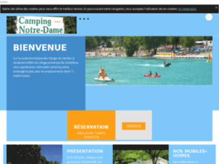 Camping Notre Dame ***