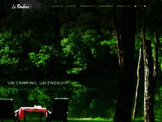 Détails : Camping La Roubine