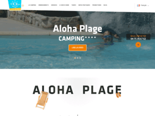 Camping Aloha Plage ****