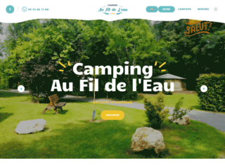 CAMPING AU FIL DE LEAU