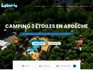 Camping de Laborie ***