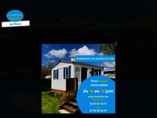 Détails : Camping 3 étoiles le Rhuys près de Vannes et en bord de mer