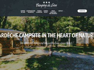 Détails : Camping en Ardèche méridonale