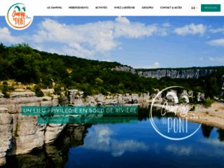 Camping du Pont ****