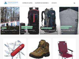 Détails : Annuaire campings