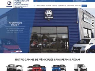 Voiture sans permis 02 - Campoverde Automobiles
